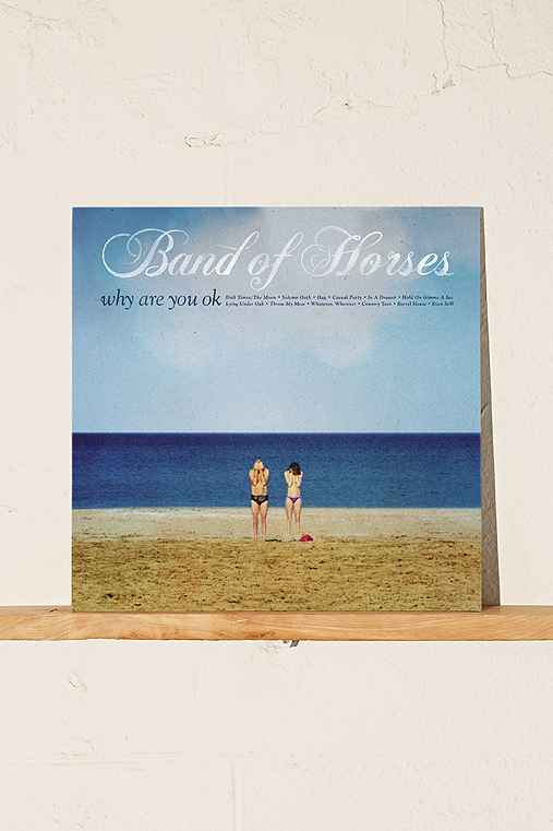 Band Of Horses - Why Are You OK LP,BLACK,ONE SIZE
