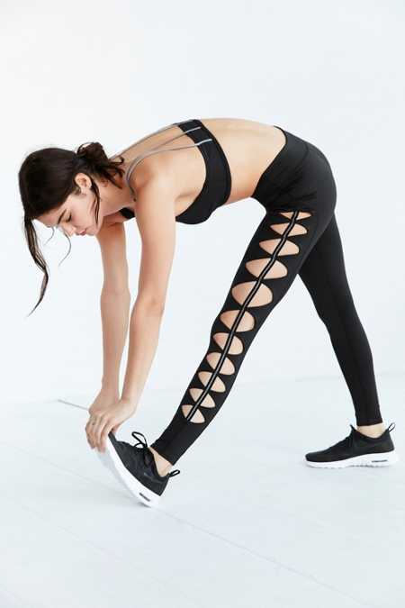 Without Walls Reflective Cutout Legging