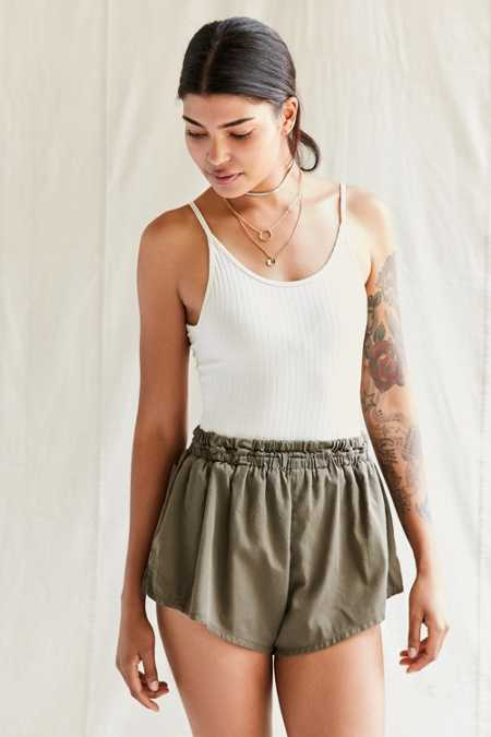 Urban Renewal Recycled Surplus Dolphin Short
