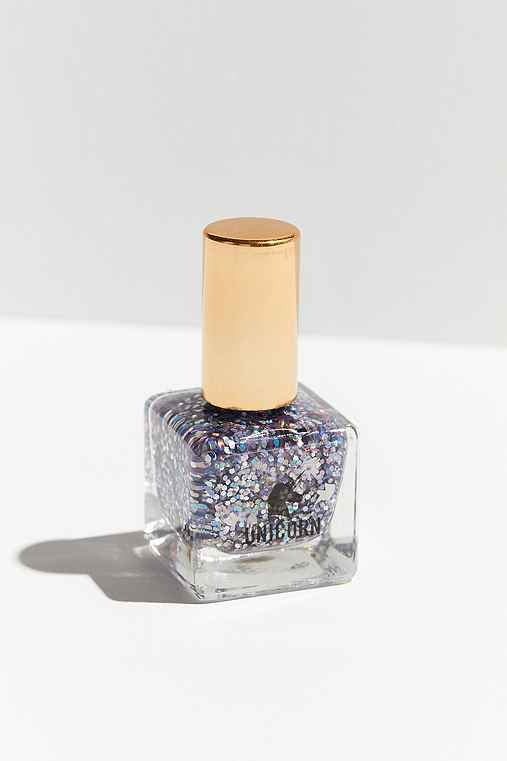 UO Emoji Nail Polish,UNICORN GLITTER,ONE SIZE