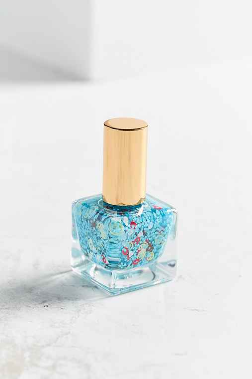 UO Emoji Nail Polish,BLUE,ONE SIZE