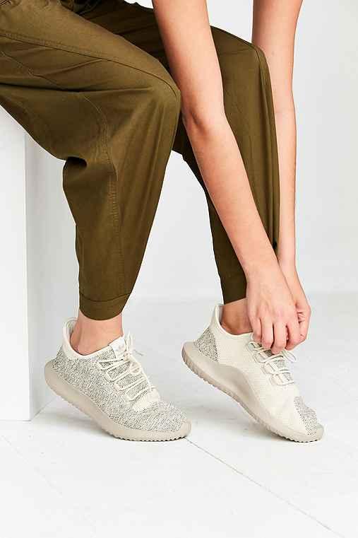 adidas Tubular Shadow Knit Sneaker,DARK GREY,W 7/M 5.5