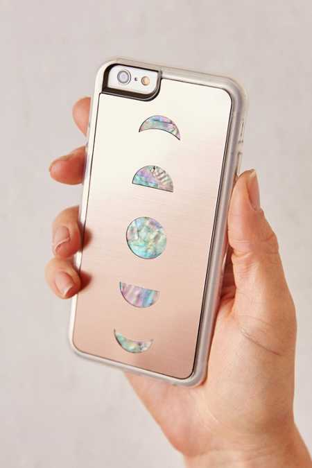Zero Gravity Rose Gold Moonlight iPhone 6/6s Case