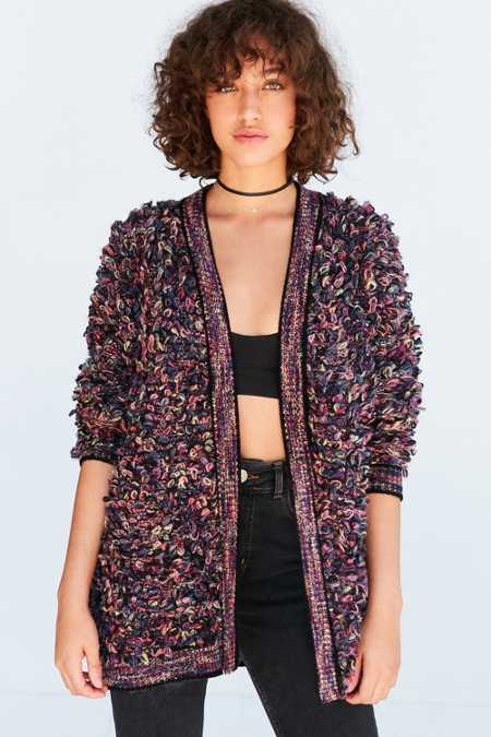 Ecote Neon Lights Cardigan