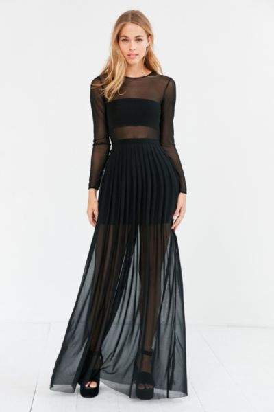 long dress for party vans