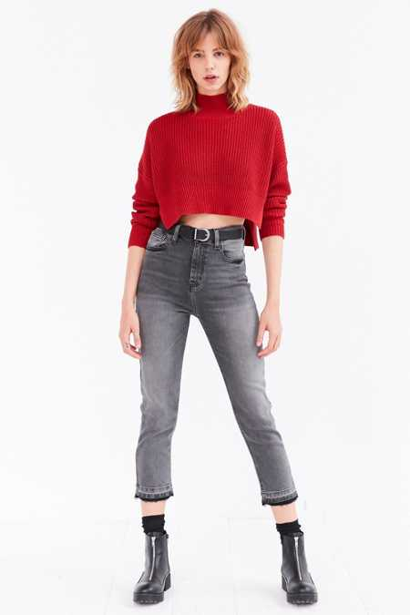 BDG Girlfriend High-Rise Jean - Harley