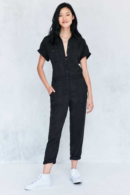 BDG Dixie Surplus Flight Coverall Jumpsuit
