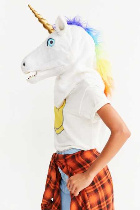 Talking Unicorn Mask