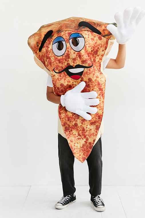 Waving Pizza Costume,MULTI,ONE SIZE