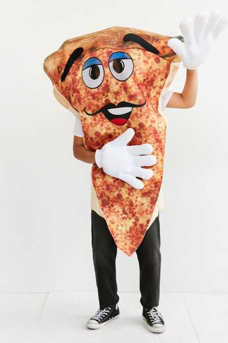 Waving Pizza Costume
