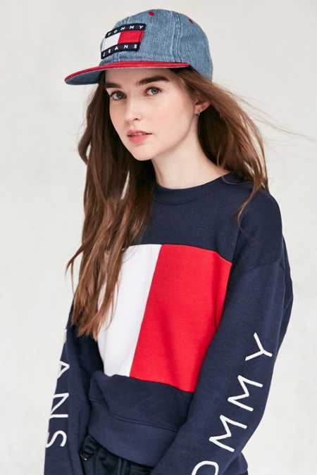 Tommy Hilfiger Club Baseball Hat