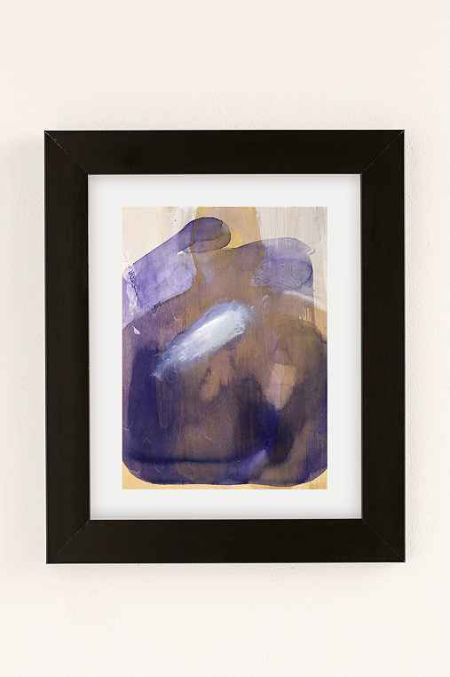 Nell Bernegger Moving Past The Feeling Art Print,BLACK MATTE FRAME,8X10