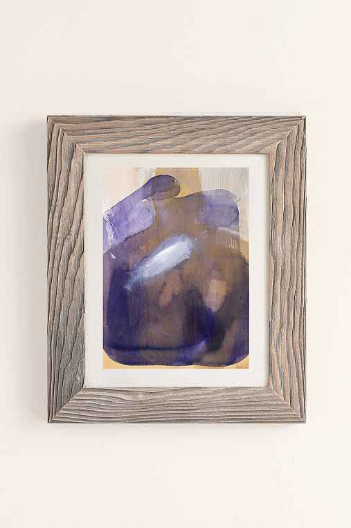 Nell Bernegger Moving Past The Feeling Art Print,BUFF BARNWOOD FRAME,40X60