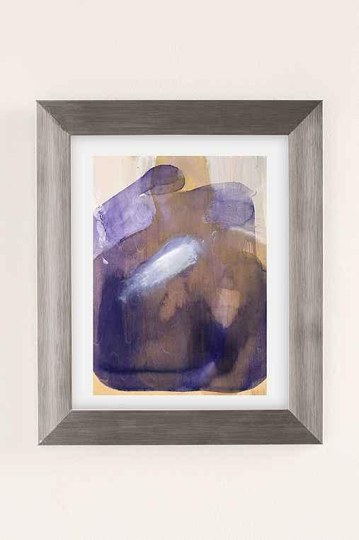 Nell Bernegger Moving Past The Feeling Art Print,SILVER MATTE FRAME,8X10