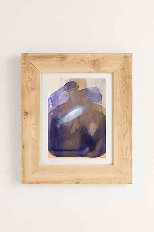 Nell Bernegger Moving Past The Feeling Art Print,PINE FRAME,18X24