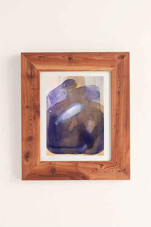 Nell Bernegger Moving Past The Feeling Art Print,CEDAR FRAME,18X24