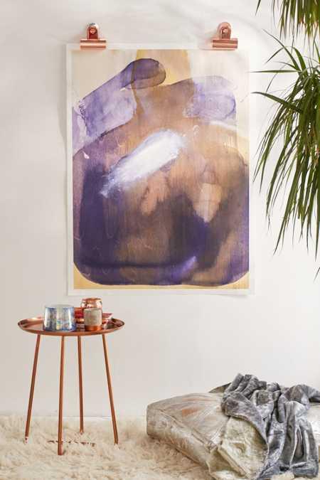 Nell Bernegger Moving Past The Feeling Art Print