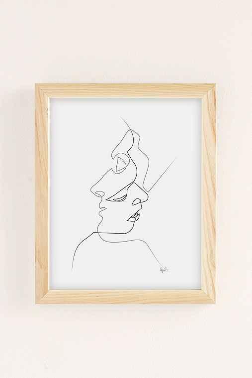 Quibe Close Art Print,NATURAL WOOD FRAME,30X40