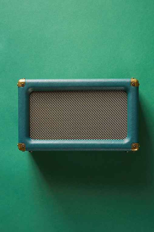 Crosley Harper Wireless Speaker - Emerald,EMERALD,ONE SIZE