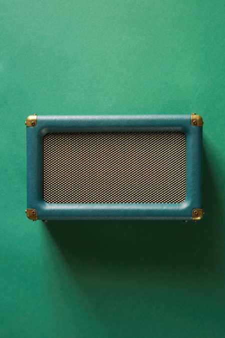 Crosley Harper Wireless Speaker - Emerald