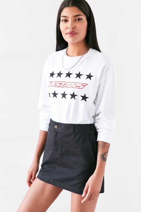 Dickies Twill Mini Skirt