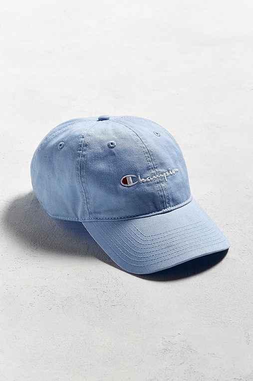 Champion + UO Baseball Hat,SKY,ONE SIZE