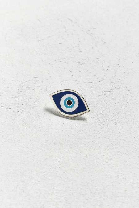 These Are Things Evil Eye Pin