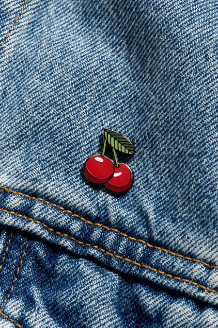 Pintrill Cherry Pin