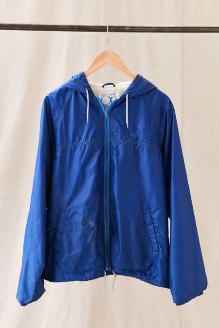 Vintage Ocean Pacific Cobalt Windbreaker Jacket