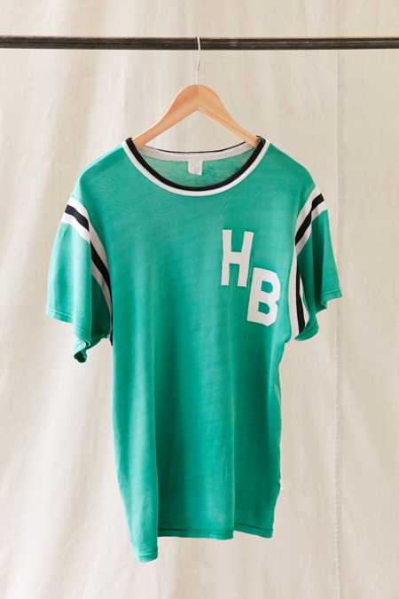 Vintage HB Green Jersey Tee