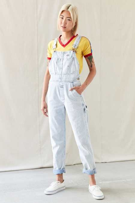 Vintage Dickie's Bleached Overall