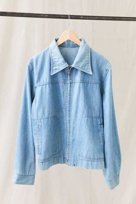 Vintage Lightweight Denim Jacket
