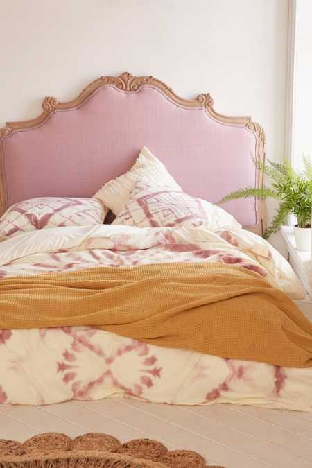 Jacqueline Maldonado For DENY Dye Diamond Duvet Cover