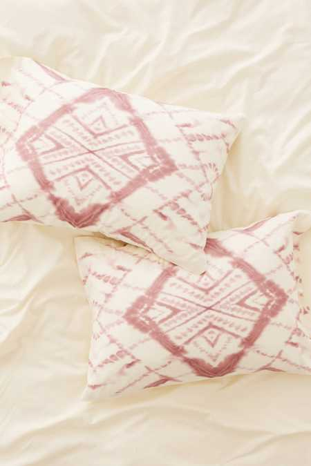 Jacqueline Maldonado For DENY Dye Diamond Pillowcase Set