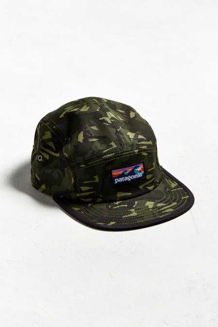 Patagonia Board Short Label Hat
