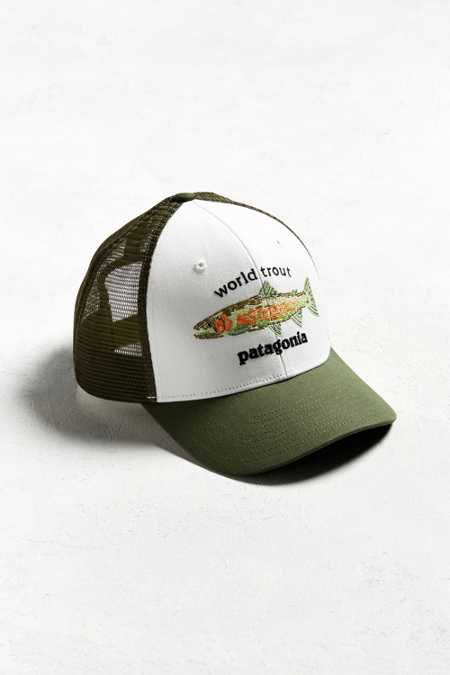 Patagonia World Trout Trucker Hat