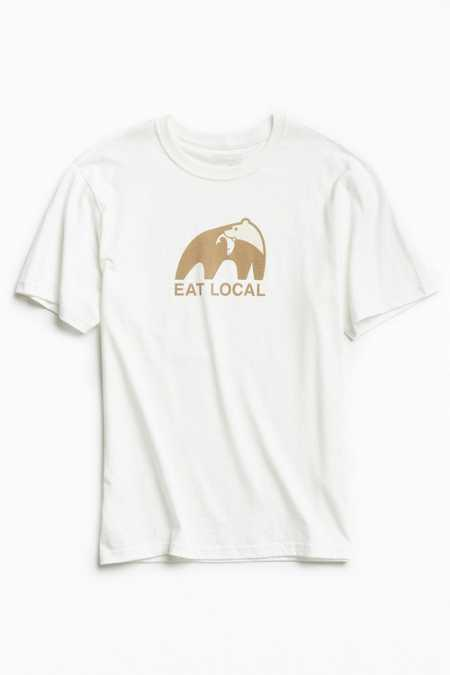 Patagonia Eat Local Upstream Tee