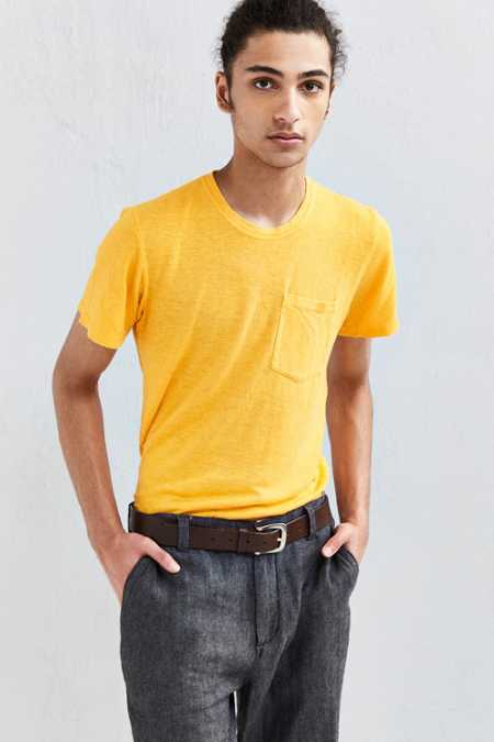 Jungmaven Pocket Tee