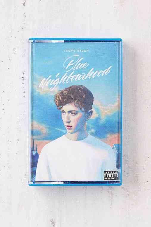 Troye Sivan - Blue Neighborhood Cassette Tape,ASSORTED,ONE SIZE
