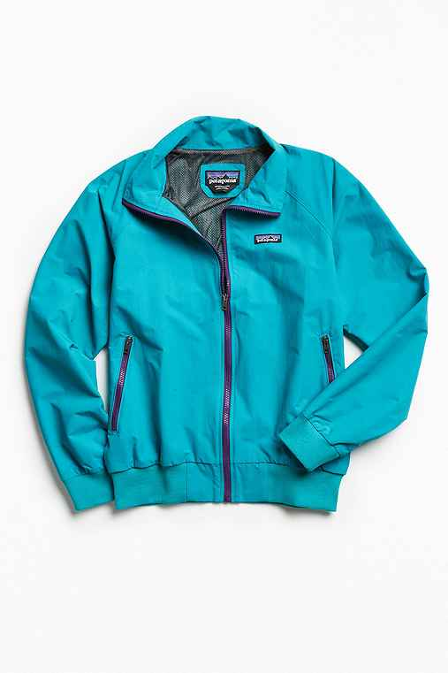 Patagonia Baggies Jacket,TEAL,M