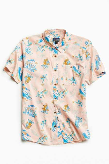 Patagonia Go-To Short Sleeve Button-Down Shirt