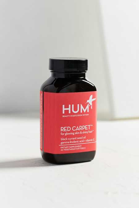 HUM Nutrition Red Carpet Supplement