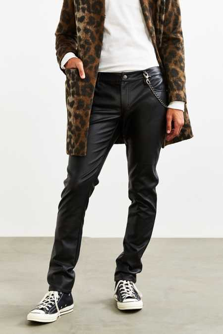 Tripp NYC Faux Leather Pant