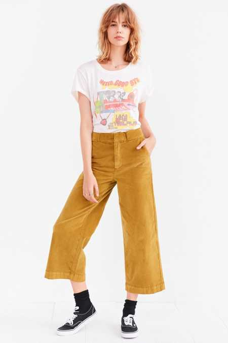 BDG Margot Chino High-Rise Culotte Pant