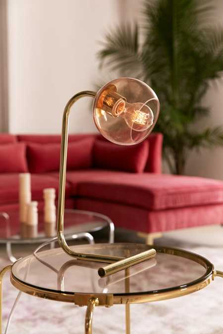 Bia Globe Desk Lamp