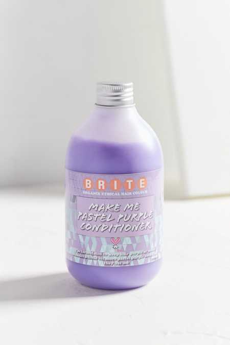 Brite Organix Make Me Pastel Purple Conditioner