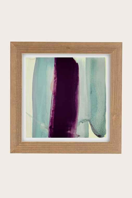 Nell Bernegger Behind Art Print,BUFF BARNWOOD FRAME,12X12