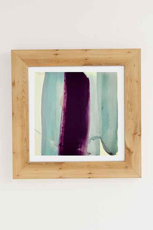 Nell Bernegger Behind Art Print,PINE FRAME,44X44