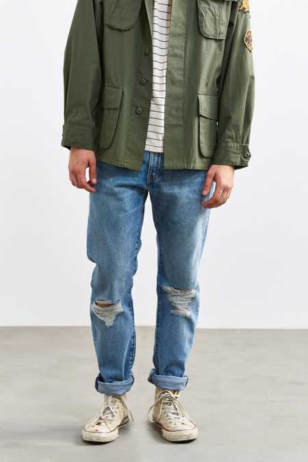 Levi's 505C Joey Destructed Slim Jean