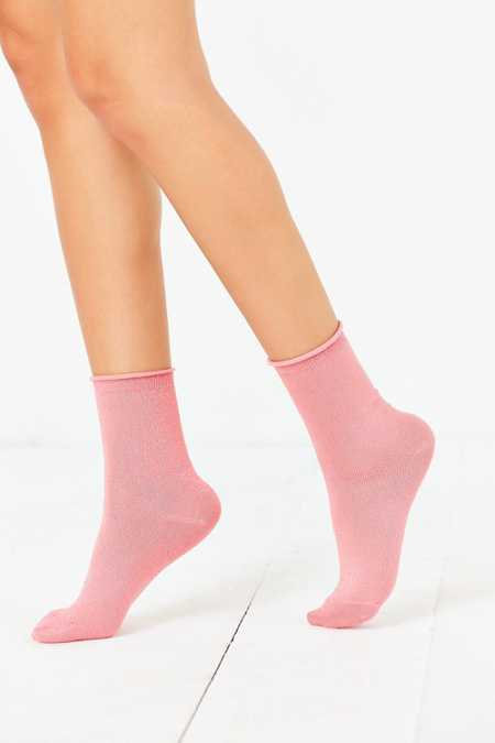 Out From Under Sparkle Party Anklet Sock